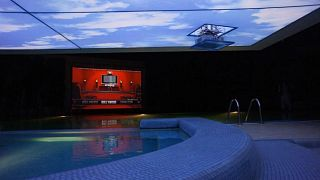 Outdoor Stealth Home Theater