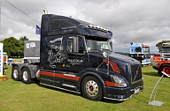 iRidium-based project (Malcolm Show Truck)